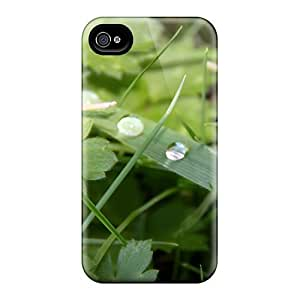 Awesome Dew Flip Case With Fashion Design For Iphone 4/4s