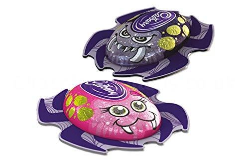 Halloween Cadbury Spider x 1 ( random color) ()