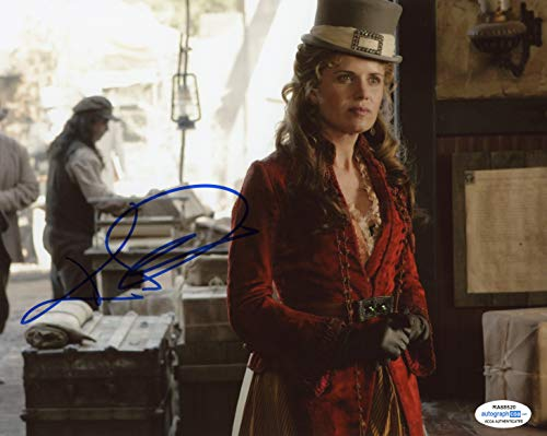 Signed Dickens - Kim Dickens