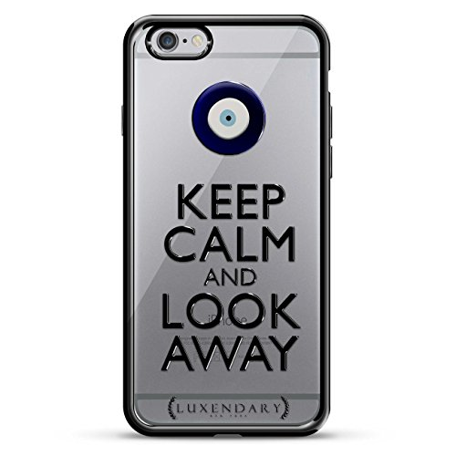 Luxendary Away Design Chrome iPhone product image
