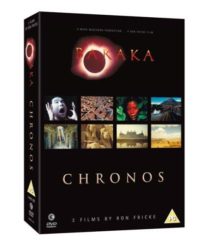 Baraka / Chronos Boxset [Reino Unido] [DVD]: Amazon.es: Ron ...