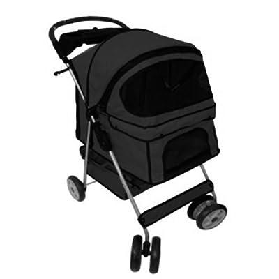 OxGord® Pet Stroller Cat / Dog Easy Walk Folding Travel Carrier Carriage - 2016 Newly Designed from OxGord