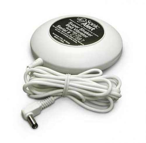 Super Shaker White Bed Shaker