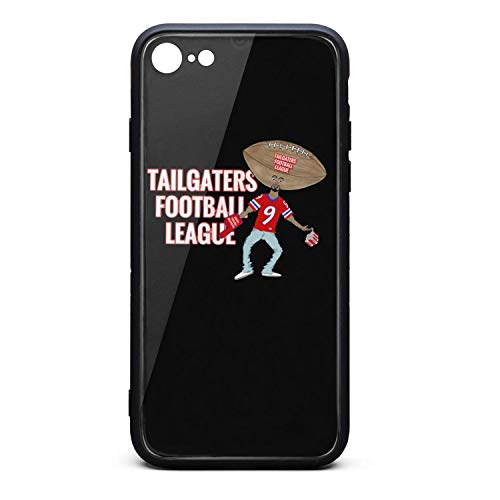 iPhone 6/6S Case Tailgaters Football Slim Scratch Resistant TPU Soft Rubber Silicone Cover Phone Case for iPhone 6 6S Case [4.7inch]