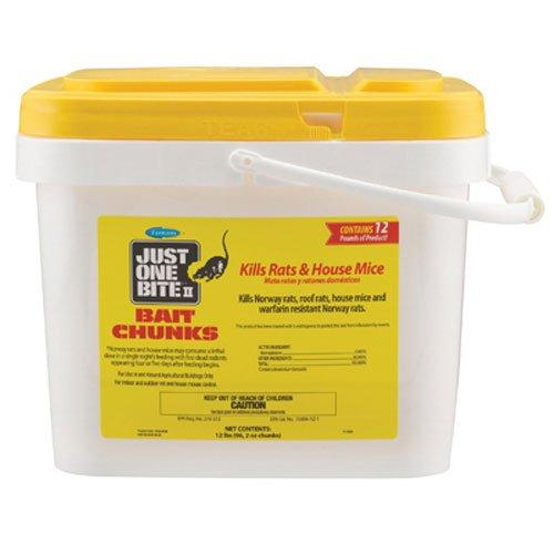 (Farnam Just One Bite II Bait Chunks, 12 lbs (96, 2 oz chunks))