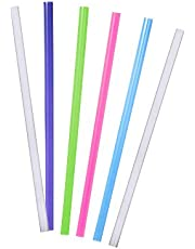 """Tervis Tumbler Straight 11"""" Assorted Fashion Straws Set of 6"""