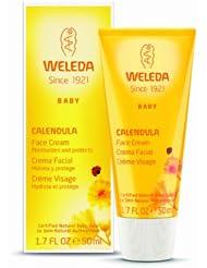 (德国)维蕾德Weleda Baby Calendula 天然金盏花婴儿保湿面霜S&S$8.89,, 1.7-Ounce