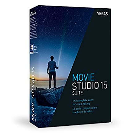 VEGAS Movie Studio 15 Suite - Taking your videos to the next level