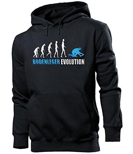 BODENLEGER EVOLUTION 4611(HKP-SW-Weiss-Blau) Gr. M