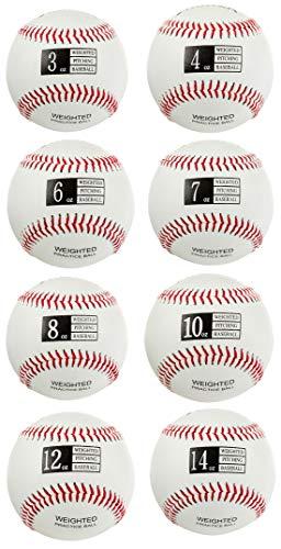 Weighted Training Baseball Set - 9