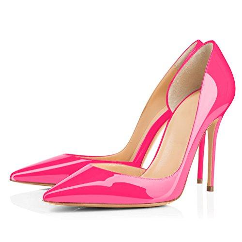 Korkokengät Pinkki Muoti D Kengät Teräväkärkiset Naisten Juhlakengät Hääjuhlissa Luistaa orsay Umexi wnRHE1qZ