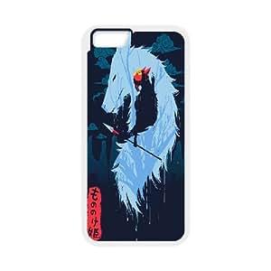 """Cheap iPhone6 4.7"""" Case, princess mononoke quote New Fashion Cover Case"""