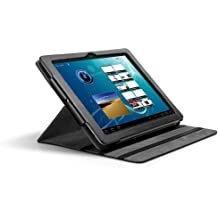 CHIL Leather Folio for LePan II and LePan S Tablet - Black (0112-4160)