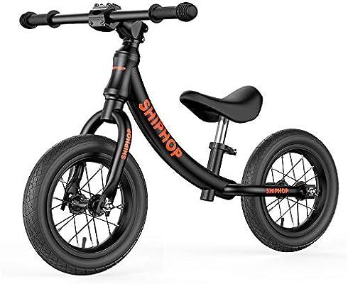 RBH Bicicleta para niños Balance Bike, Pedal de aleación de ...