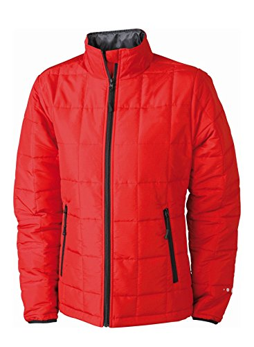 Mujer black 2store24 Alcochada Thinsulate Chaqueta Red Con 3m Insulation™ wpqBwY