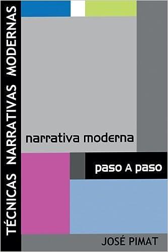 Amazon.com: Técnicas Narrativas Modernas: Discurso narrativo ...