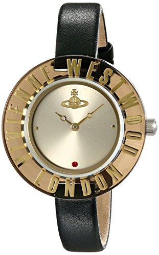 Vivienne Westwood Women's VV032BK Clarity Black Watch