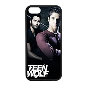 iPhone 5 Case, [Teen Wolf-Tyler Posey] iPhone 5,5s Case Custom Durable Case Cover for iPhone5s TPU case (Laser Technology) by ruishername