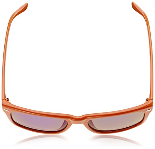 Dice Shiny Orange Lunettes Revo de Blue 4rw4qTx