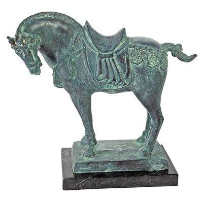 Horse Cast (Design Toscano Tang Dynasty Horse Cast Bronze)