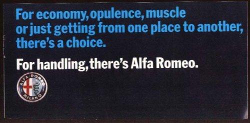 1971 Alfa Romeo 1750 GT Spider Veloce Berlina ad ()