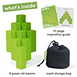 Speks Blocks Beams. Magnetic Blocks for Adults. The
