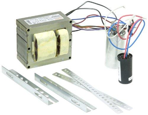 Sunlite 40331-SU SB400PS/MH/QT 400-watt Metal Halide Ballast Quad Tap Ballast Kit, Multi volt