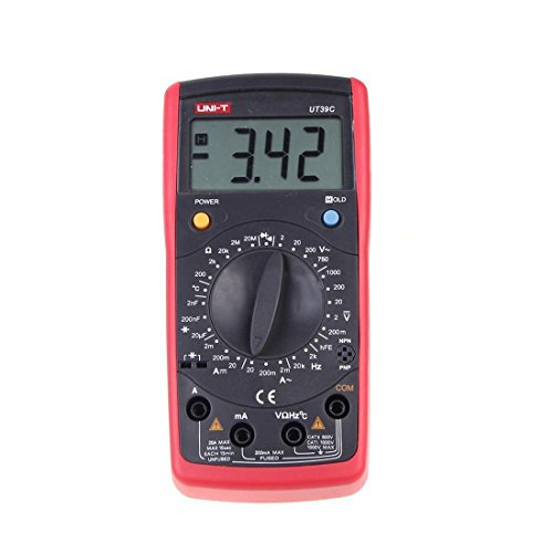 UNI-T UT39C General Digital Multimeters - 4