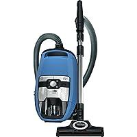 Miele Blizzard CX1 Turbo Team Bagless Canister Vacuum, Tech Blue