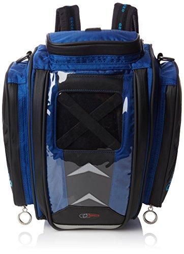 Oxford OL128 X30 Blue Magnetic Motorcycle Tank Bag
