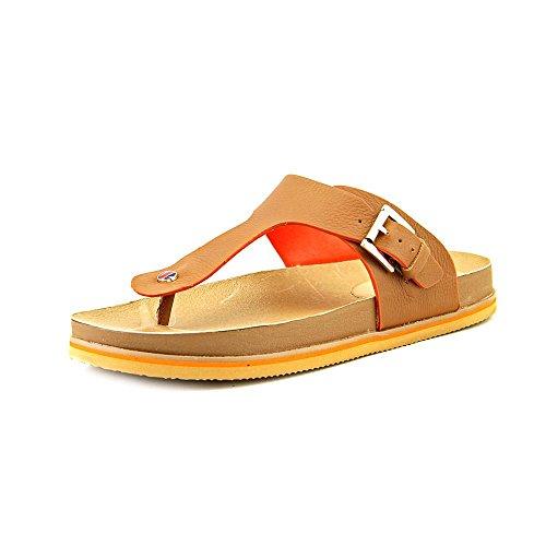 Tommy Hilfiger - Sandalias de vestir para mujer marrón medio