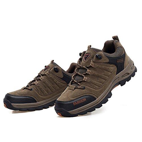 adulto caño de bajo XIGUAFR Unisex marrón botas xga7waqn0