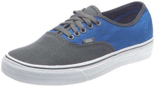 Vans Authentic, Sneaker Unisex – Adulto Blu (Gnmtl/Snrklblue)