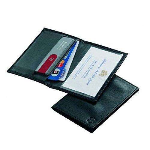 Victorinox Zubehör Etui für Swiss Card Leder, 4.0873.L