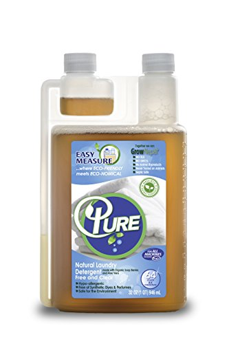 Pure Natural Laundry Detergent 64 Loads