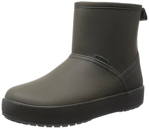 Crocs ColorLite, Women's Boots Grey (Dusty Olive/Dusty Olive)