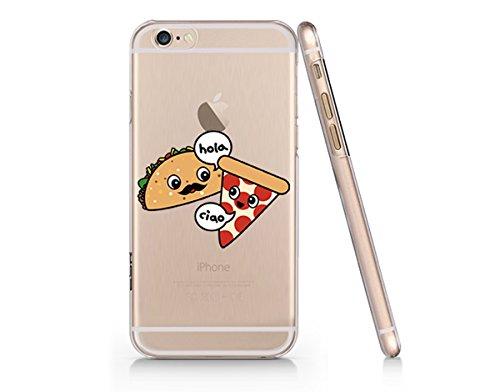 cute taco pizza slim iphone