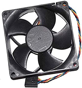 Delta Ventilador PC aub0812hhd 0725y7 725y7 80 x 80 x 15 mm DC 12 ...