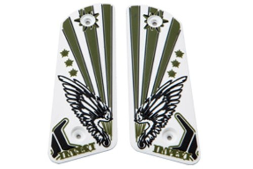 Empire Paintball Grip .45/Ion - Wings Olive by Empire