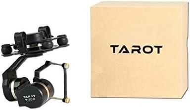 Tarot GOPRO 3D Metal CNC 3 Axis Brushless Gimbal PTZ for GOPRO 4 3 3 FPV RC Dro