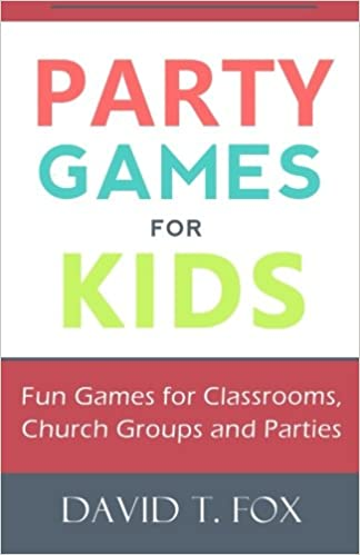 amazon com party games for kids fun games for classrooms church
