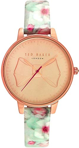 98d59a50dc Ted Baker Rose Gold Tone Case Ladies Watch Bracelet - TE15197005 from Ted  Baker