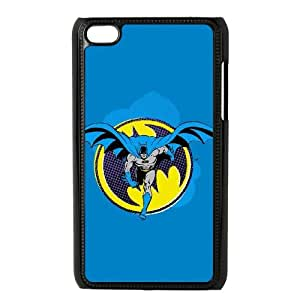 Batman Ready to Fight iPod Touch 4 Case Black phone component RT_316758