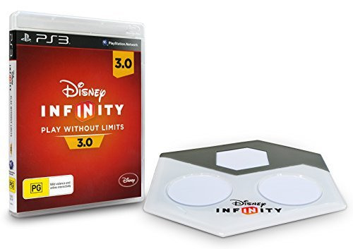 Disney Infinity 3.0 - Standalone Game + Base Portal (Playstation 3) - Disney Stand