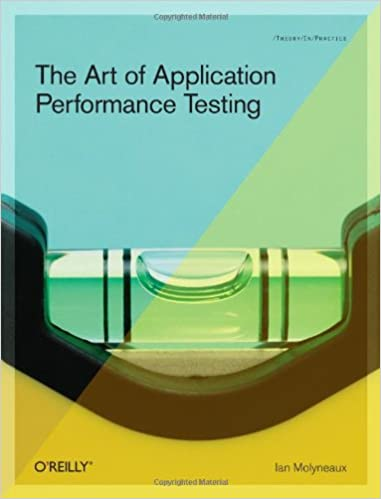 Amazon Com Applicationhelp >> The Art Of Application Performance Testing Help For
