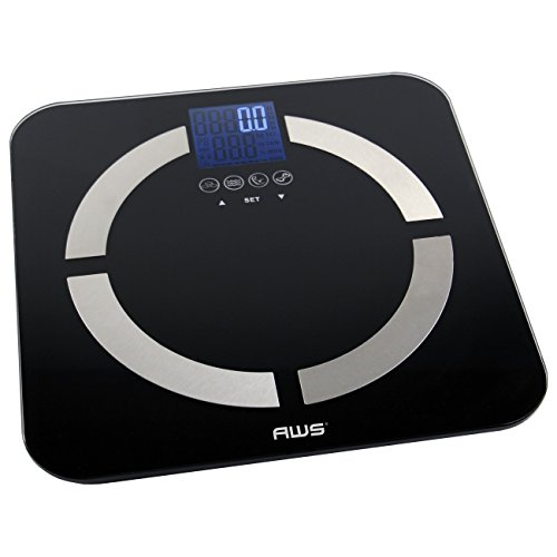 American Weigh Scale Quantam-2k Digital Body Composition Scale