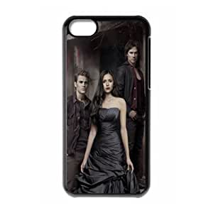 XiFu*MeiThe Vampire Diaries posters for Apple iphone 4/4s Black Case Hardcore-4XiFu*Mei