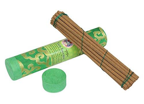- Green Tara Tibetan Incense Sticks Organic Handmade Fair Trade from Nepal