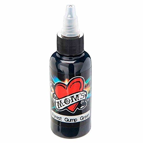 FOREST GUMP GREEN Millennium Moms 1oz Tattoo Ink Mom's, used for sale  Delivered anywhere in USA