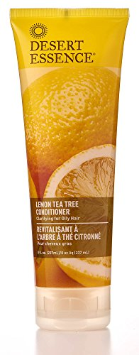 Desert Essence Lemon Tea Tree Conditioner - 8 fl oz